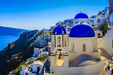Villen in Griechenland